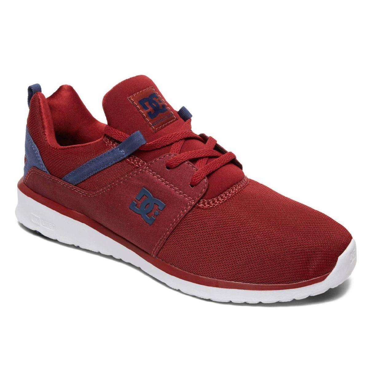 DC Shoes Heathrow Sneaker Halbschuhe Leder Herren Schuhe FS19