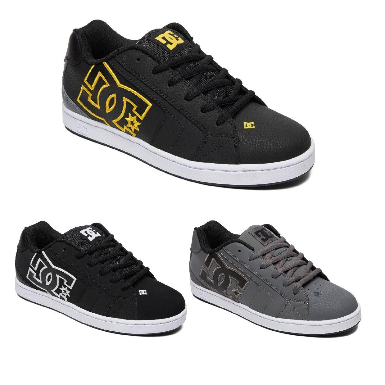 DC Shoes Net Sneaker Halbschuhe Leder Herren Schuhe FS19