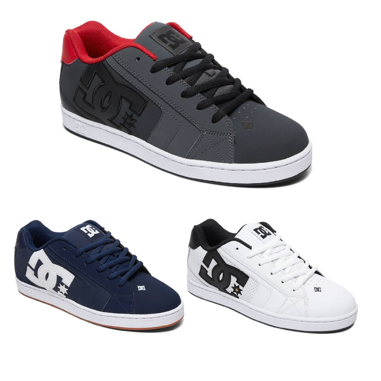 DC Shoes Net M Sneaker Halbschuhe Leder Herren Schuhe HW19