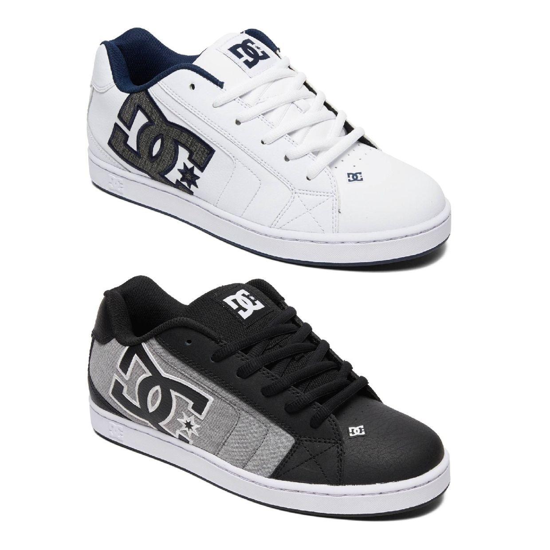 DC Shoes Net SE Sneaker Halbschuhe Leder Herren Schuhe FS19