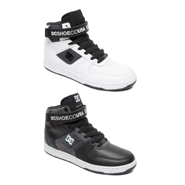 DC Shoes Pensford SE M Sneaker Chukkas Leder Herren Schuhe HW19