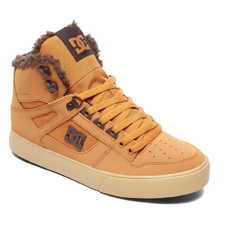 DC Shoes Pure HT WC WNT M Sneaker Chukkas Leder Herren Schuhe HW19