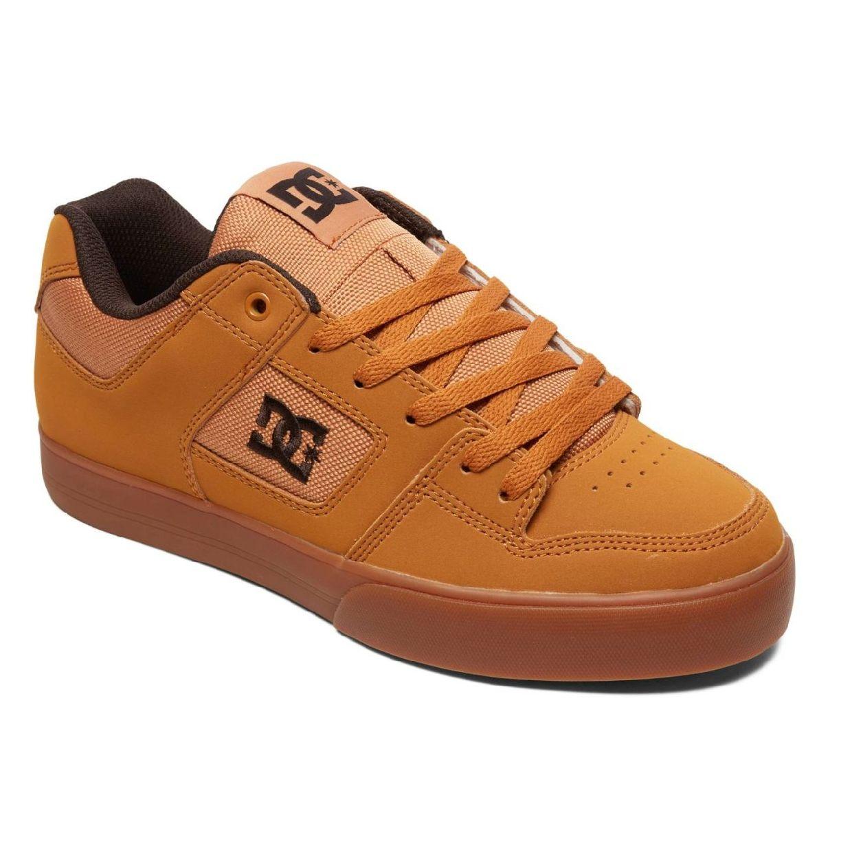 DC Shoes Pure M Sneaker Halbschuhe Leder Herren Schuhe HW19