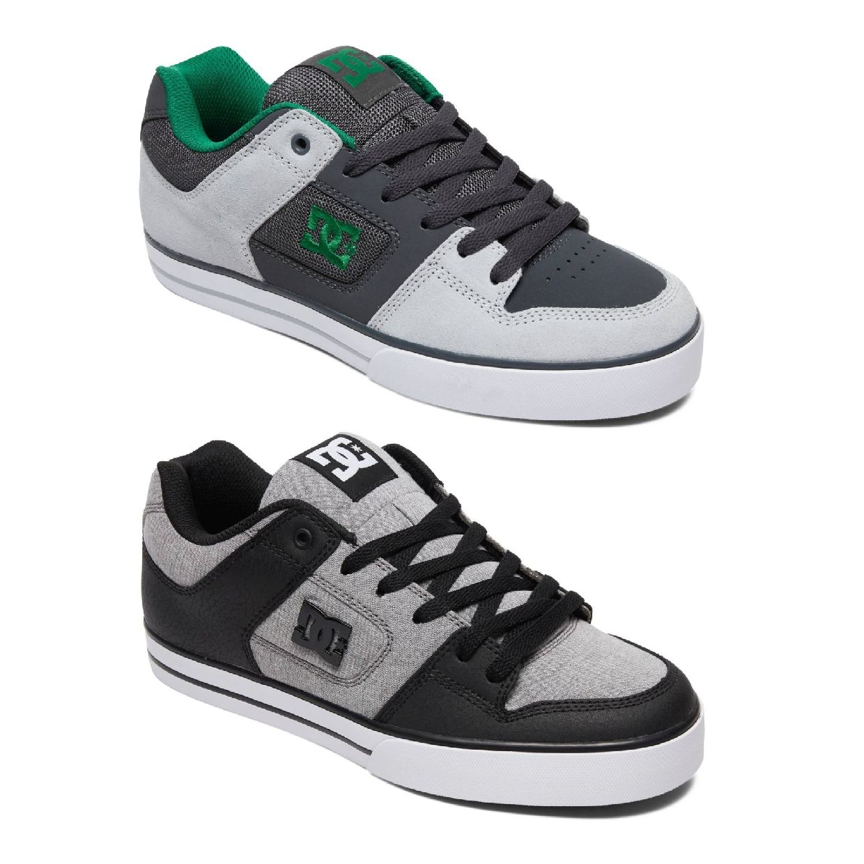 DC Shoes Pure SE Sneaker Halbschuhe Leder Herren Schuhe FS19