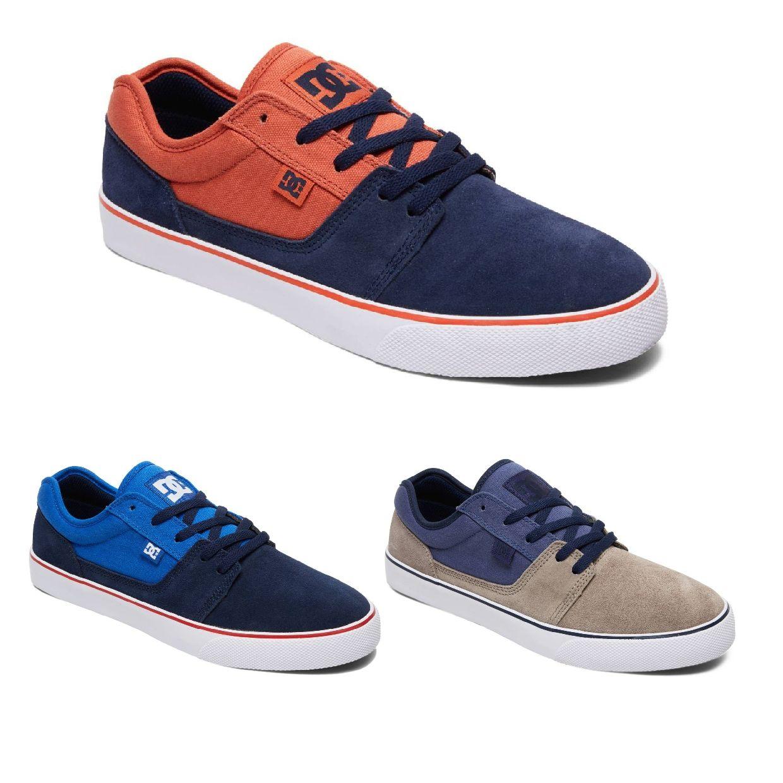 DC Shoes Tonik Sneaker Halbschuhe Leder Herren Schuhe FS19
