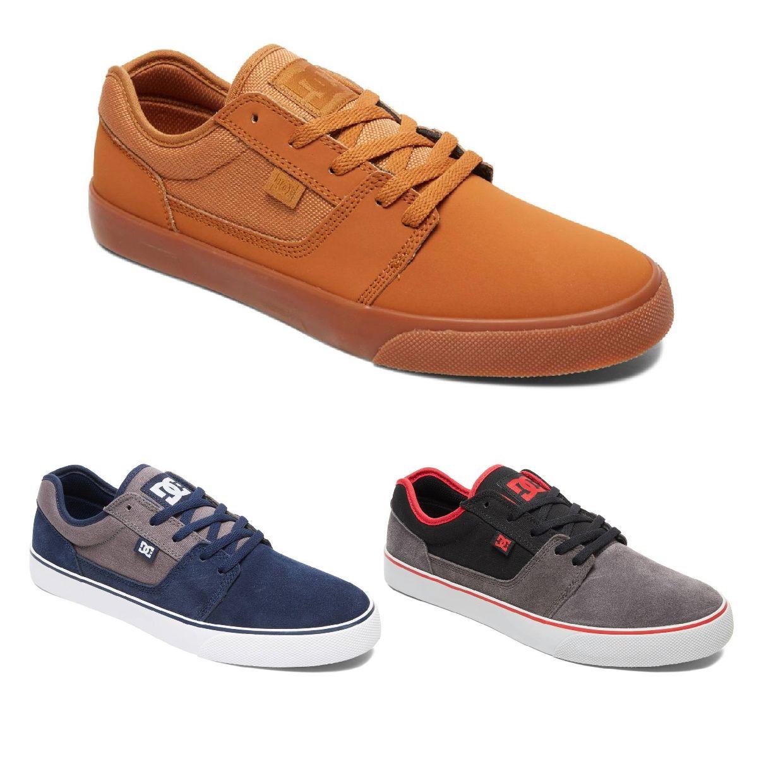 DC Shoes Tonik M Sneaker Halbschuhe Leder Herren Schuhe HW19