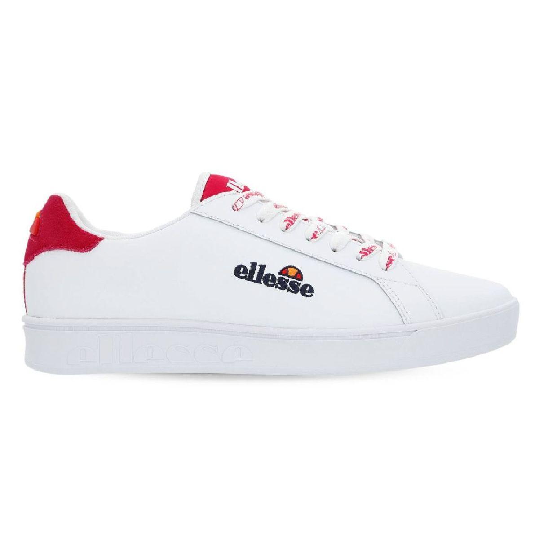 Ellesse Campo EMB Leather F Sneaker Halbschuhe Leder Damen Schuhe HW19