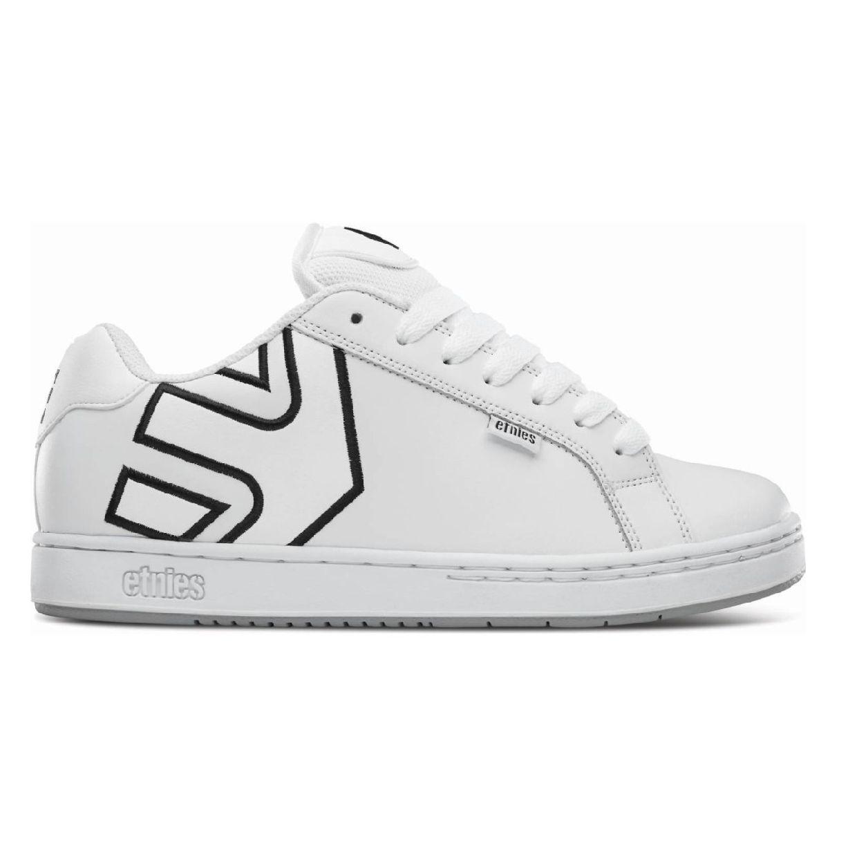Etnies Fader Sneaker Halbschuhe Leder Herren Schuhe HW19
