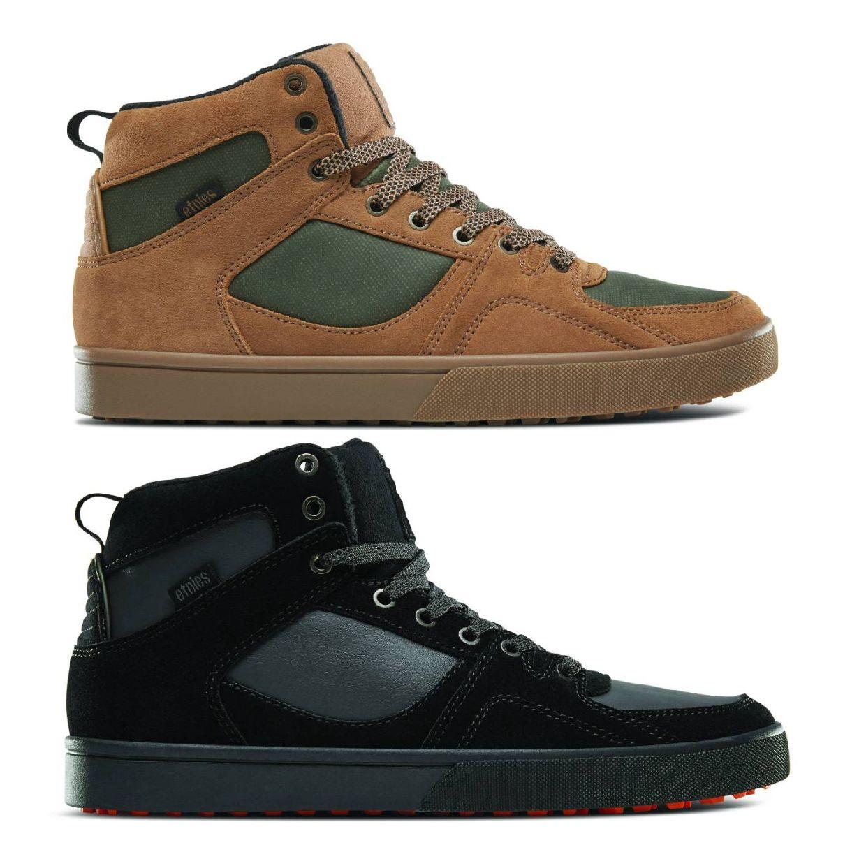 Etnies Harrison HTW Sneaker Chukkas Veloursleder Suede Herren Schuhe HW18