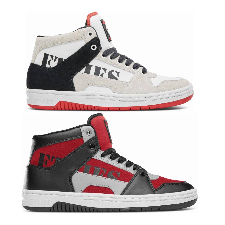 Etnies Mc Rap High Sneaker Chukkas Leder Herren Schuhe HW19