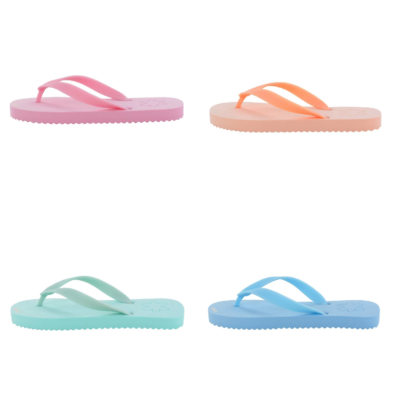 Flip*Flop Originals Sandalen Zehentrenner Gummi Damen Schuhe CO