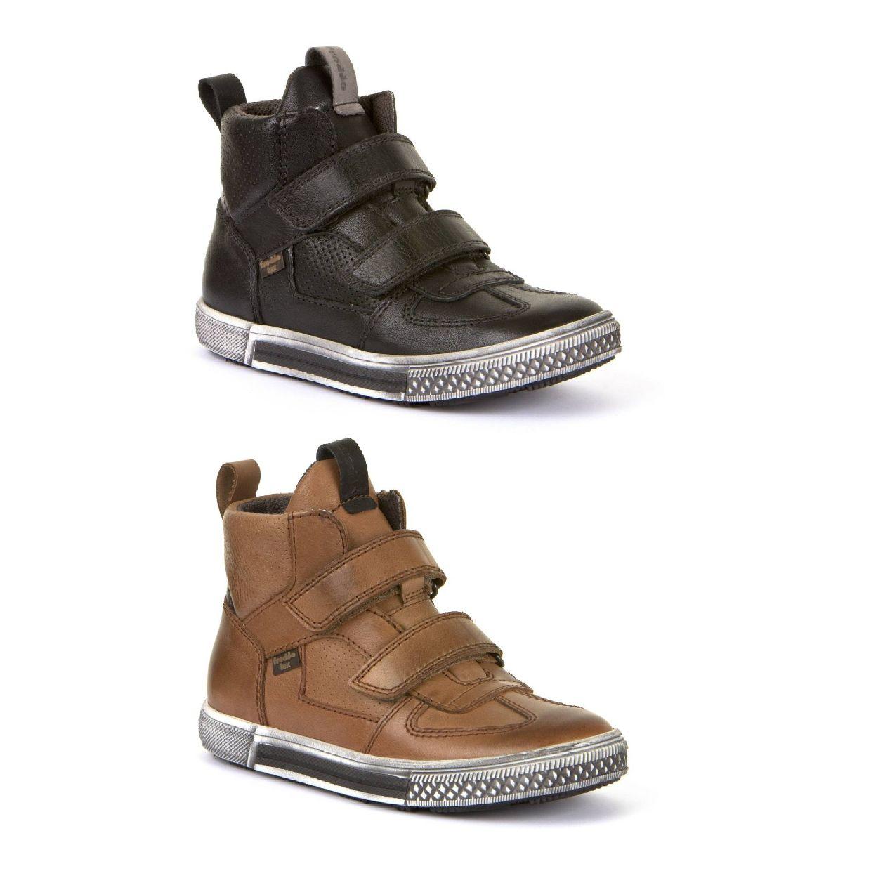 Froddo G3110129 Stiefel Klettverschluss Leder Kinder Schuhe HW19