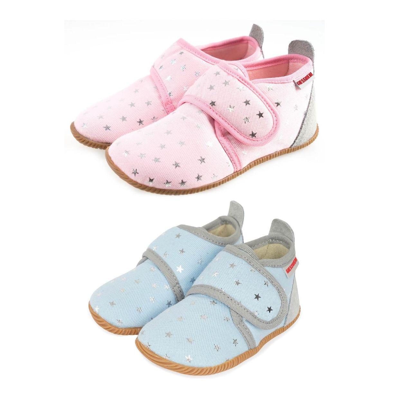 Giesswein Salsach Hausschuhe Schlüpfschuhe Baumwolle Kinder Schuhe FS19