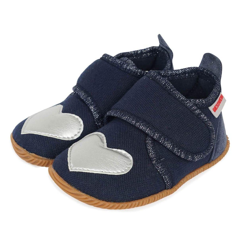 Giesswein Sontra Hausschuhe Schlüpfschuhe Baumwolle Kinder Schuhe FS19