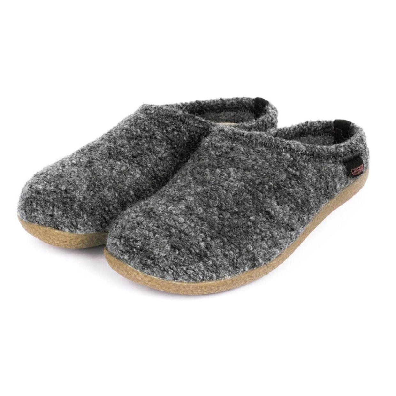 Giesswein Veitsch Sandalen Hausschuhe Schurwolle Unisex Schuhe CO