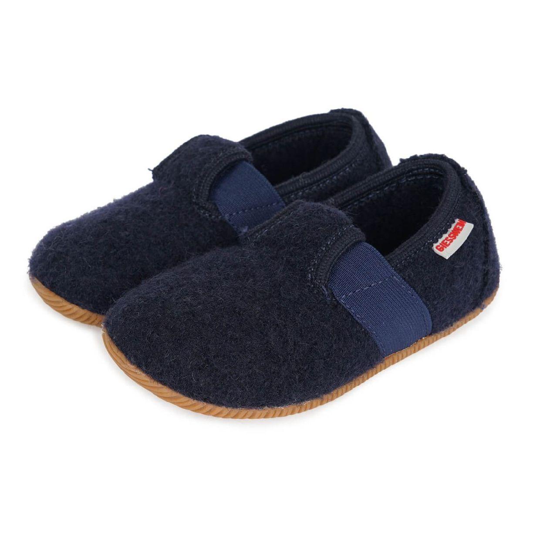 Giesswein Weidach Hausschuhe Schlüpfschuhe Schurwolle Kinder Schuhe CO