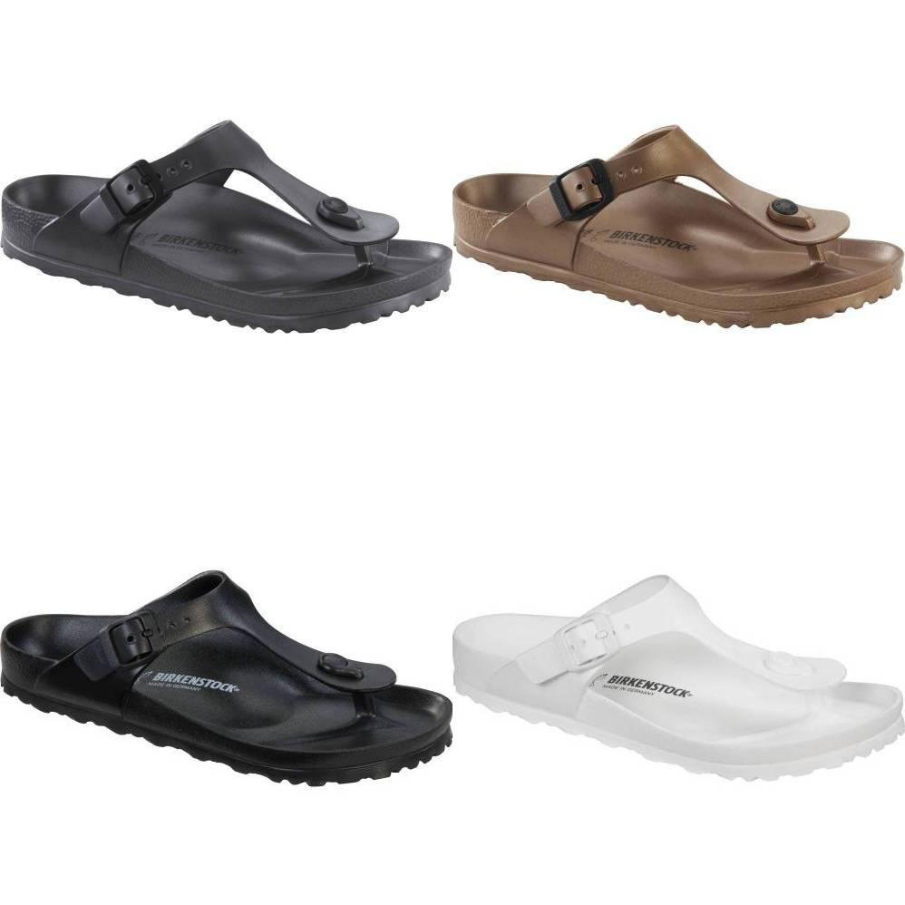 BIRKENSTOCK Gizeh EVA Zehentrenner-Sandale Herren & Damen Schuhe