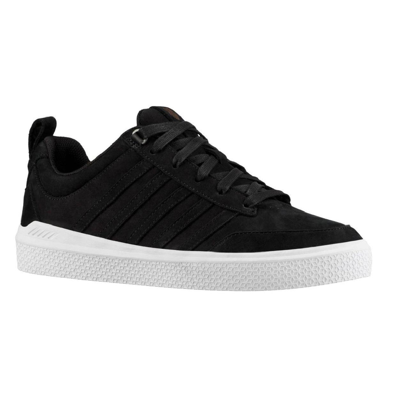 K-Swiss Devyn Sneaker Halbschuhe Glattleder Herren Schuhe HW19