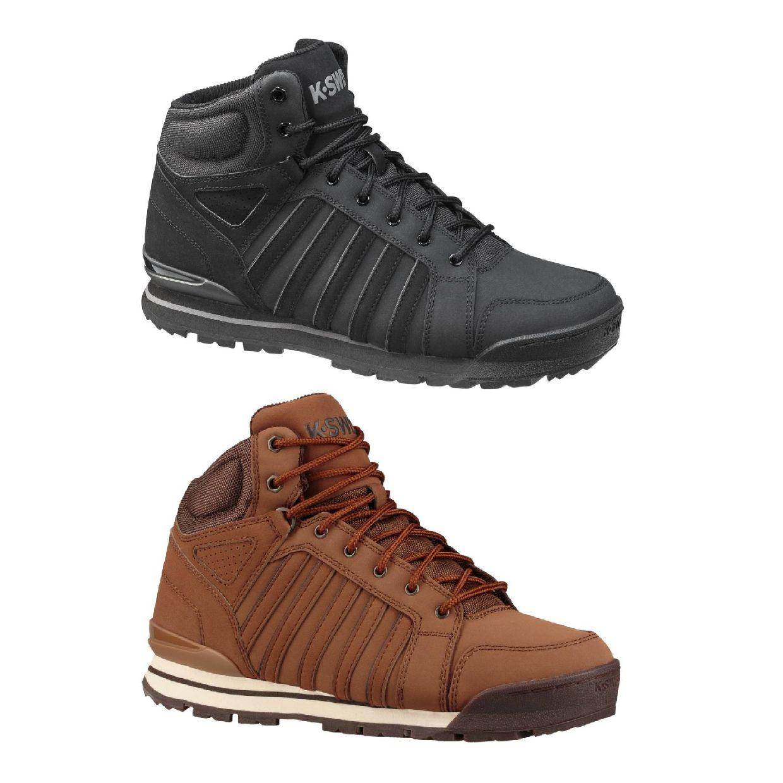 K-Swiss Norfolk SC Sneaker Trekking & Outdoorschuhe Leder Herren Schuhe HW19