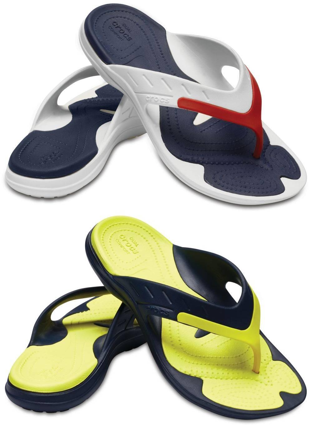 CROCS MODI Sport Flip Sandalen Zehentrenner Schuhe