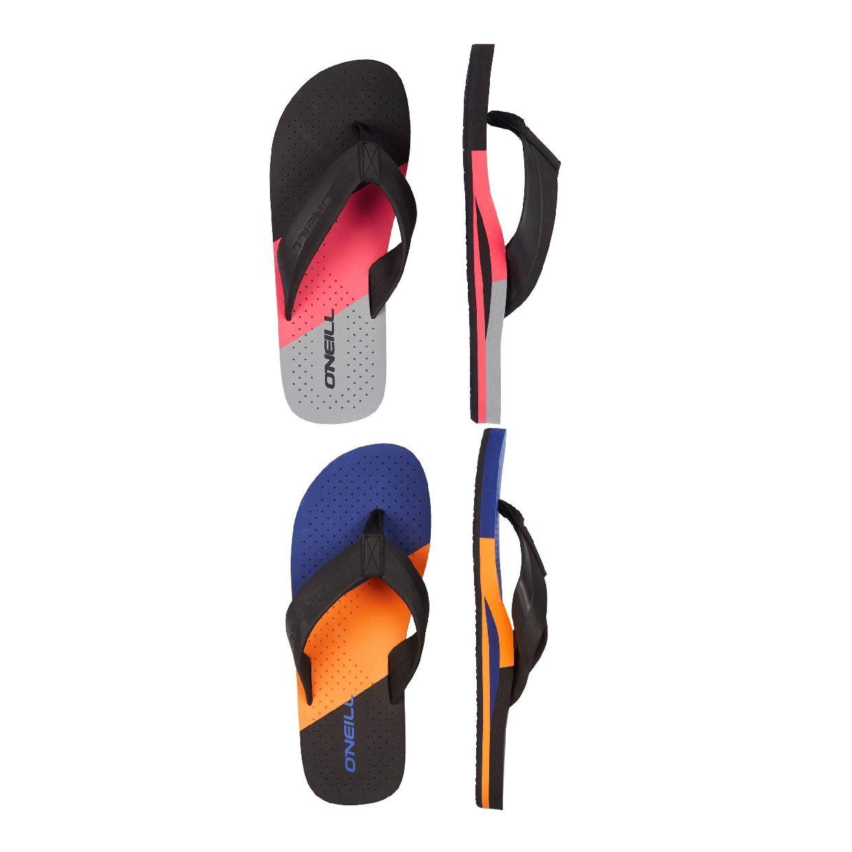O´Neill Imprint Punch Sandalen Zehentrenner EVA Herren Schuhe FS19