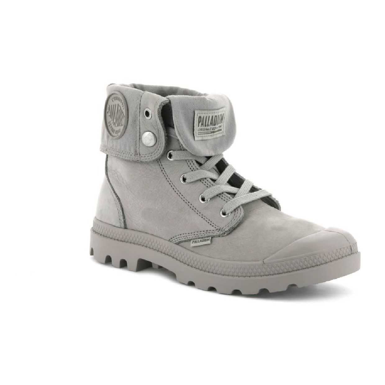 Palladium Pampa Baggy Nubuk Stiefel Schnürschuhe Leder Damen Schuhe HW19