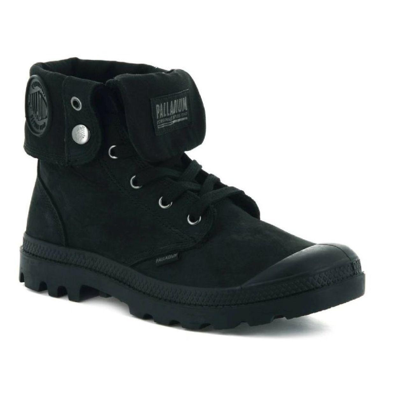Palladium Pampa Baggy Nubuk Stiefel Schnürschuhe Nubukleder Damen Schuhe HW19