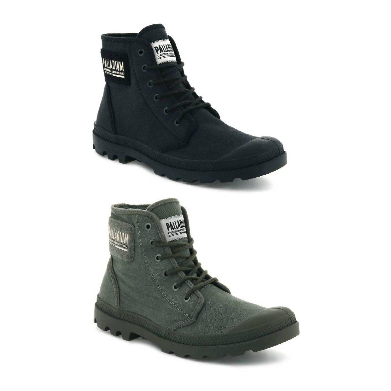 Palladium Pampa Hi TC 2.0 Stiefel Trekking & OutdoorCanvas Herren FS19