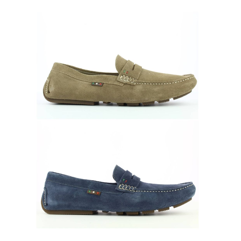 Pantofola d'Oro Oliveiro Uomo Low Sneaker Halbschuhe Leder Herren Schuhe FS19
