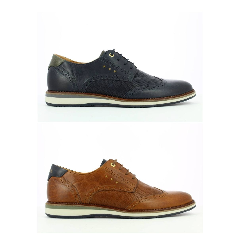 Pantofola d'Oro Rubicon Uomo Low Business-HalbLeder Herren FS19