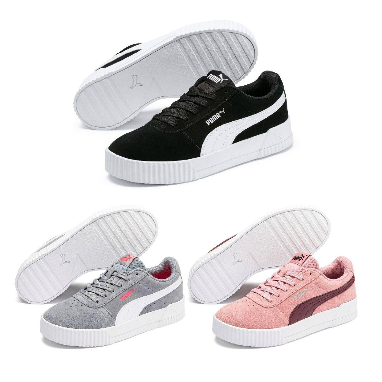 Puma Carina Sneaker Halbschuhe Textil Synthetik Damen Schuhe HW19