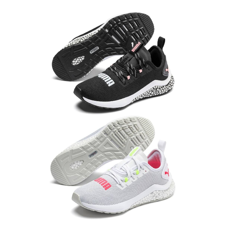 Puma Hybrid NX Wns Sneaker Halbschuhe Textil Synthetik Damen Schuhe HW19