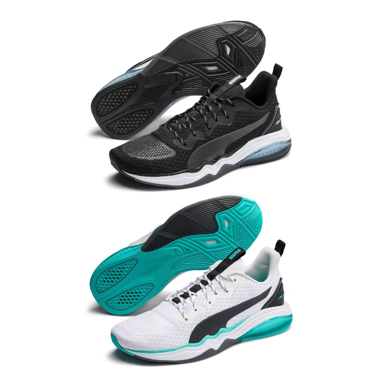 Puma LQDCELL Tension Sneaker Halbschuhe Textil Synthetik Herren Schuhe HW19