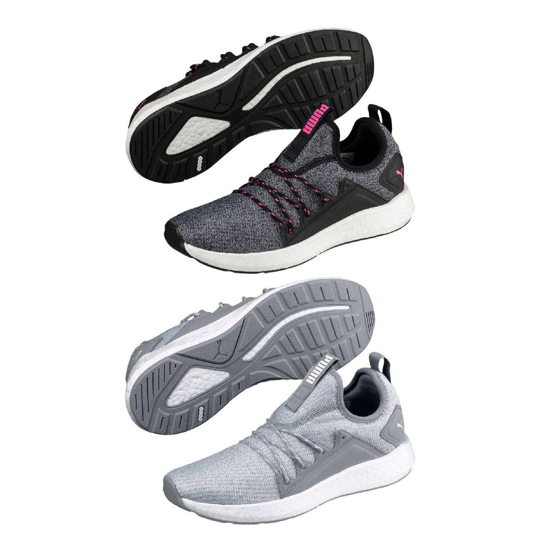 Puma NRGY Neko Knit Wns Sneaker Halbschuhe Textil Damen Schuhe HW18
