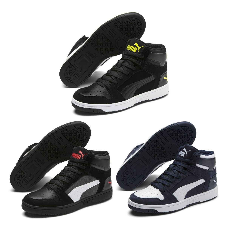 Puma Puma Rebound Layup SD Sneaker Chukkas Leder Unisex Schuhe HW19