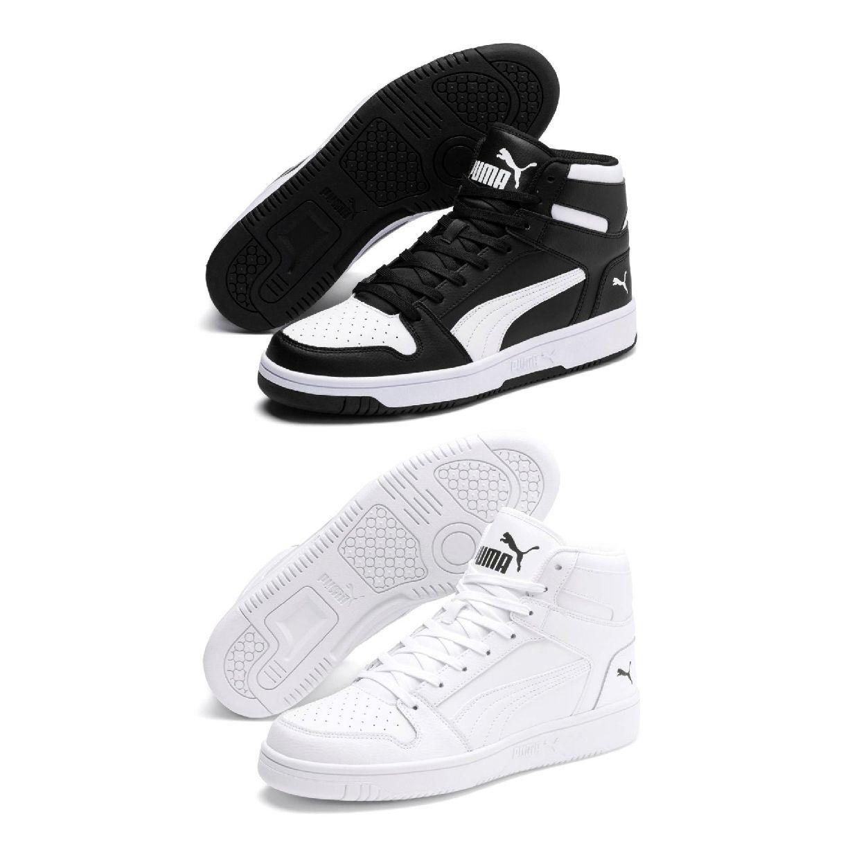 Puma Puma Rebound LayUp SL Sneaker Chukkas Textil Synthetik Unisex Schuhe HW19