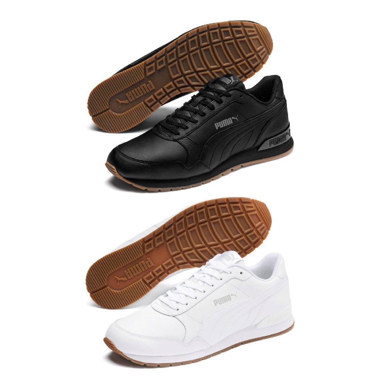 Puma ST Runner v2 Full L Sneaker Halbschuhe Textil Synthetik Unisex Schuhe HW19