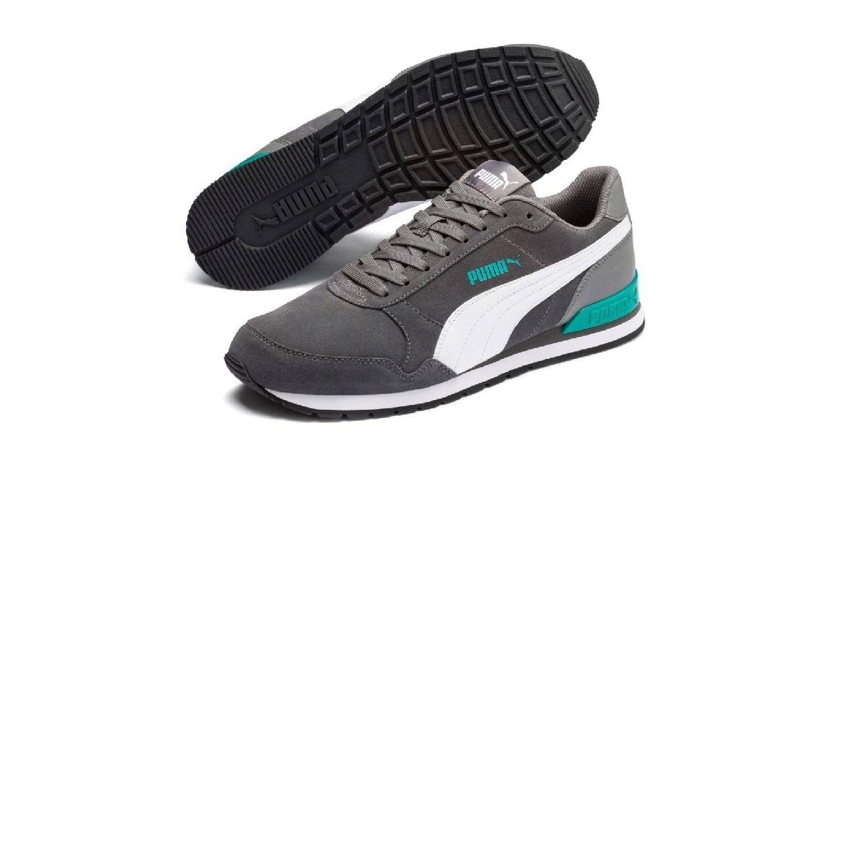Puma ST Runner v2 SD Sneaker Halbschuhe Leder Unisex Schuhe HW19