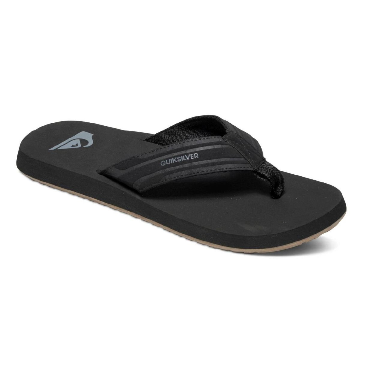 Quiksilver Monkey Wrench Sandalen Zehentrenner Synthetik Herren Schuhe CO