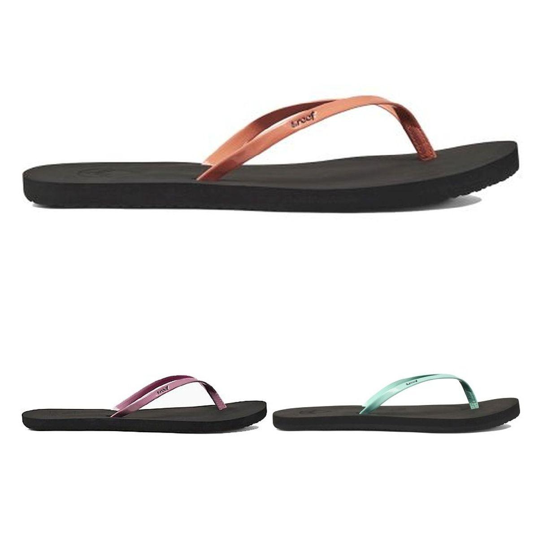 Reef Bliss Zehentrenner Sandalen Synthetik Damen Schuhe FS17