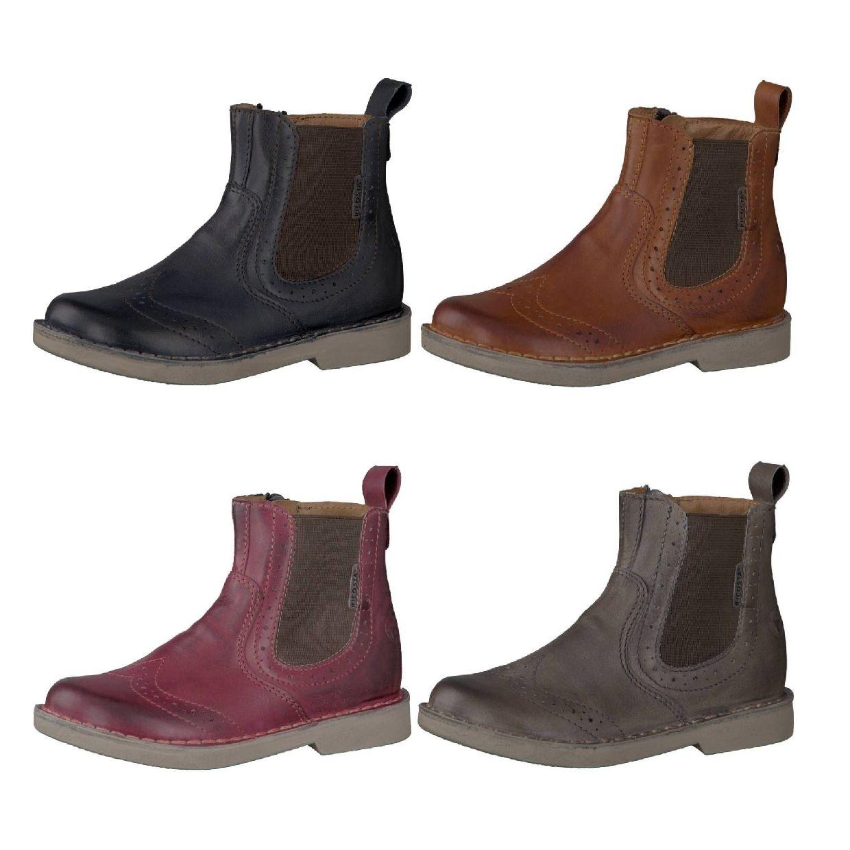 Ricosta Pepino Dallas Stiefel Chelsea Leder Kinder Schuhe HW19