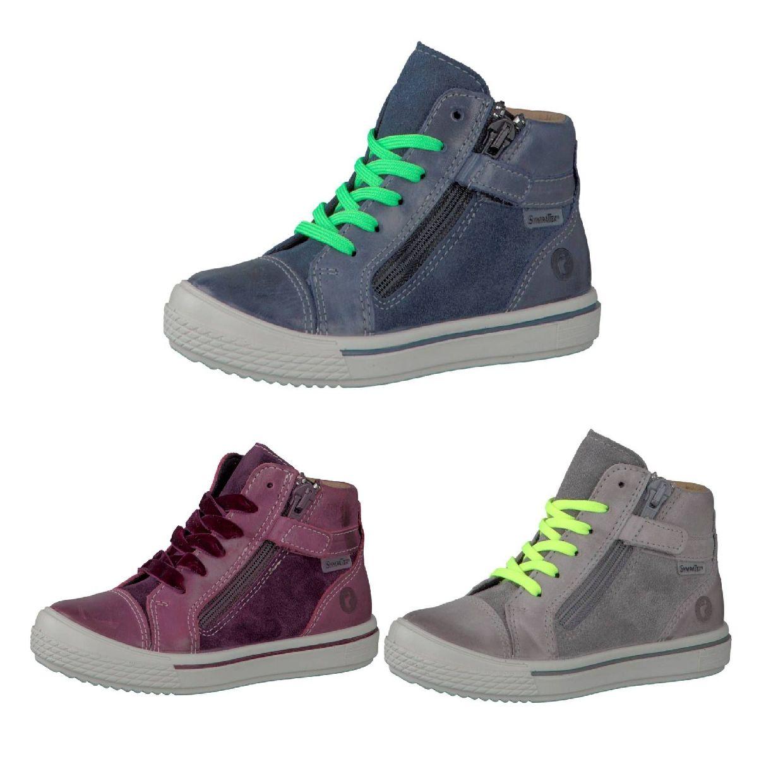 Ricosta Pepino Joel Sneaker Stiefel Leder Kinder Schuhe HW19