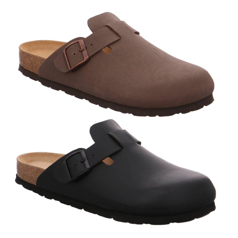 Rohde Grado Sandalen Hausschuhe Textil Herren Schuhe HW19