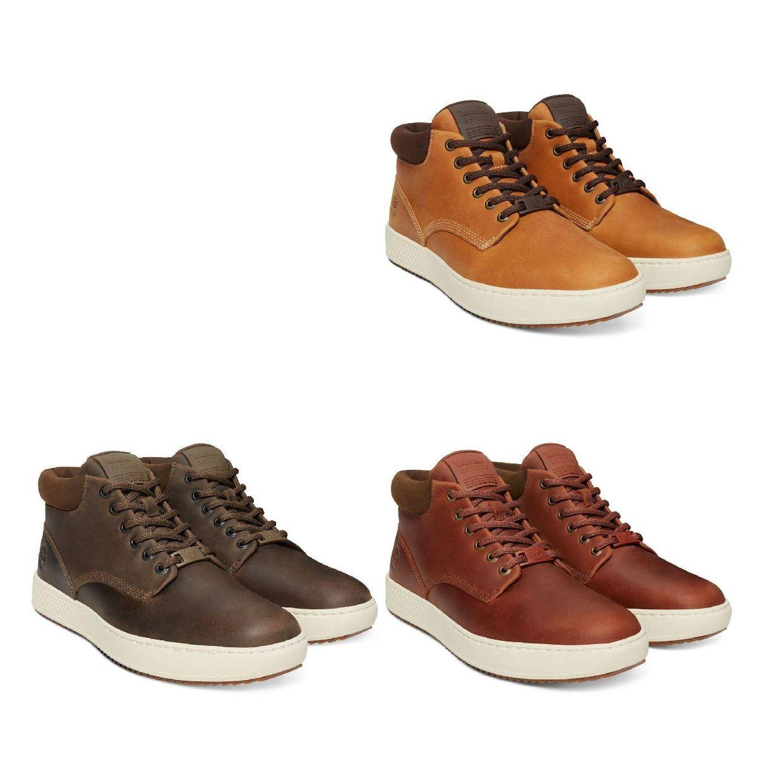 Timberland CityRoam Cupsole Schnürschuhe Stiefel Leder Herren Schuhe HW18