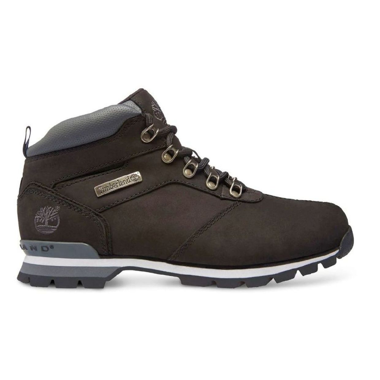 Timberland Splitrock 2 Schnürschuhe Stiefel Nubukleder Herren Schuhe CO