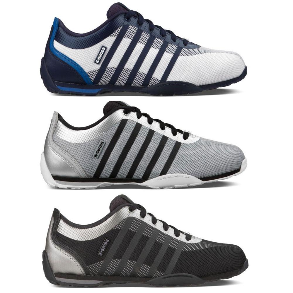 K-Swiss Arvee 1.5 TECH Leder Mesh Netz Sneaker Herren Damen Sportschuhe