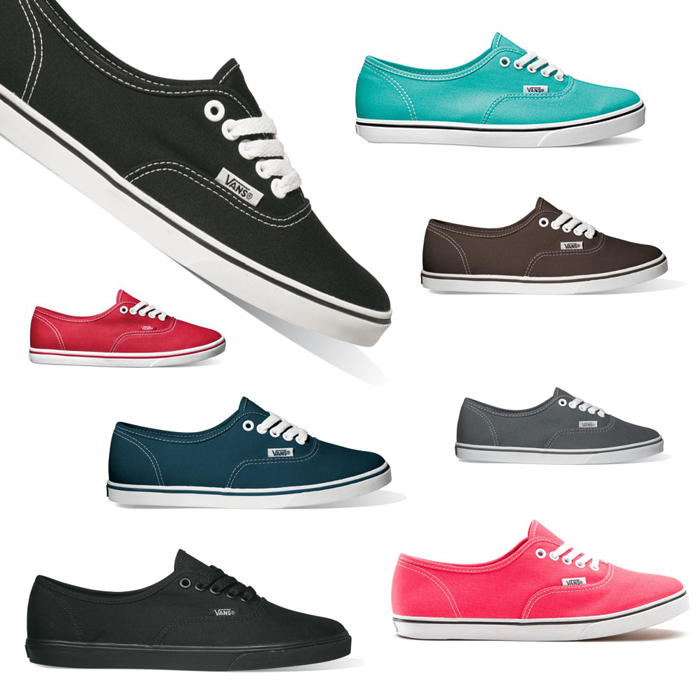 Vans Authentic Lo Pro Klassiker Sneaker Skate Schuhe SF13 Gr: 36-48
