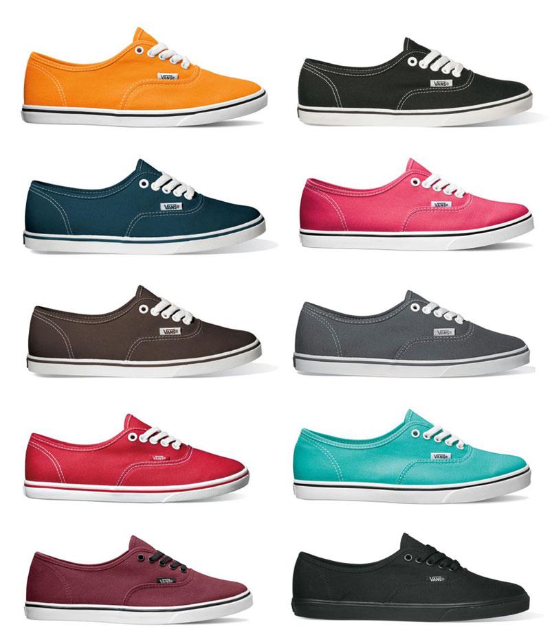 Vans Authentic Lo Pro Klassiker Sneaker Skate Schuhe Größen: 35 43
