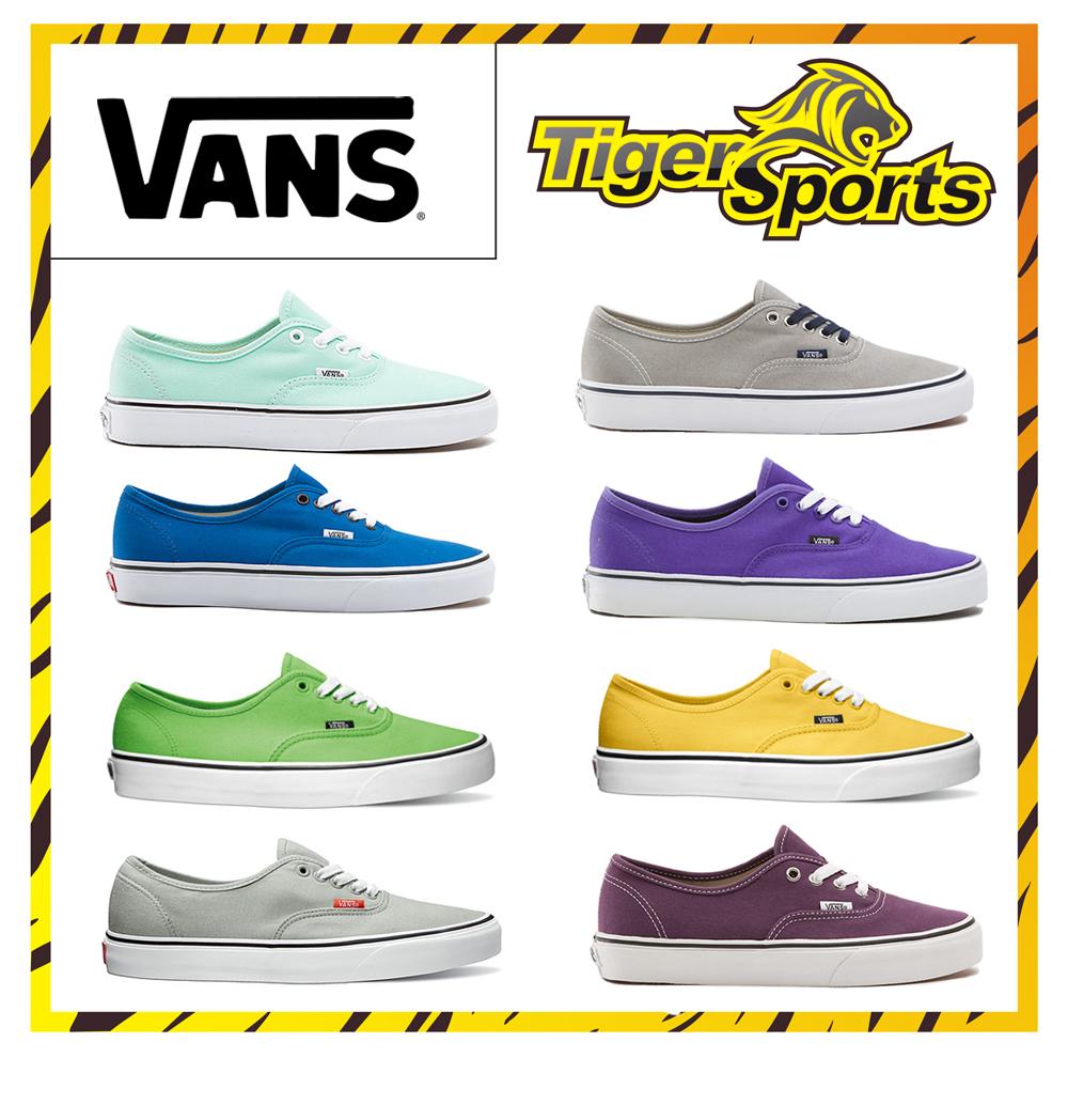 Vans Authentic Klassiker Sneaker Skate Schuhe SF13 Größen: 36 48