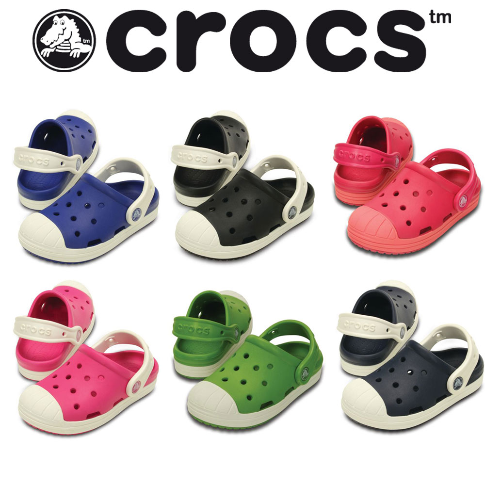 CROCS Bump It Clog KIDSe Kollektion Kinder Clogs Sandalen FACHHÄNDLER